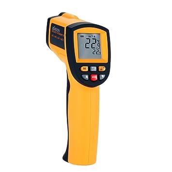Kkmoon Thermometer 50 Bis 900 Celsius 58 Bis 1652 Fahrenheit