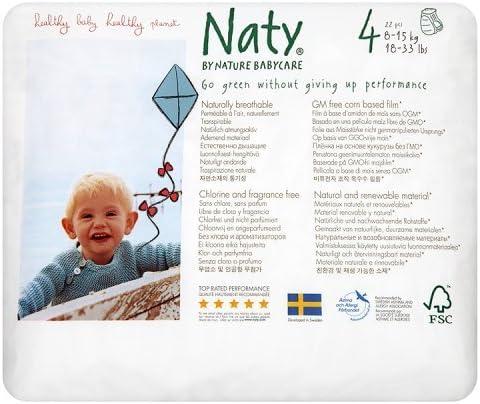 Eco by Naty Babycare /Überziehhose Gr/ö/ße 22 Gr/ö/ße 4