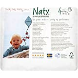 Nature Babycare Eco Pull On Pants, Size 4 (22 Count)