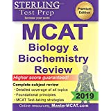 Sterling Test Prep MCAT Biology & Biochemistry Review: Complete Subject Review