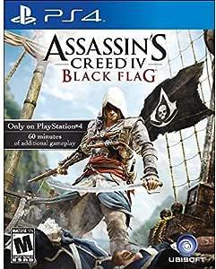 Assassin's Creed IV: Black Flag by Ubisoft for PlayStation 4