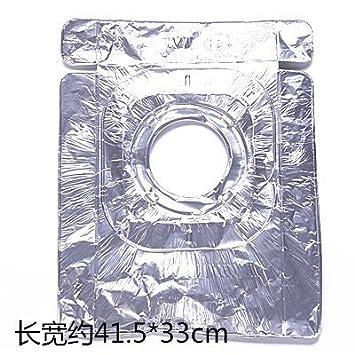 MMXXAIWWAA Estufa de gas placa de aceite estufa anti-oil pad cocina de limpieza anti-fouling ...