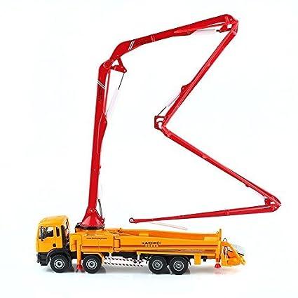 Amazon com: KAIDIWEI The car model concrete pump trucks heavy pump