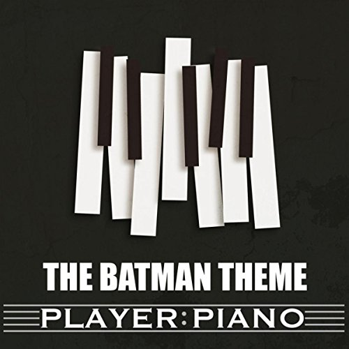 Batman Theme Piano - 1