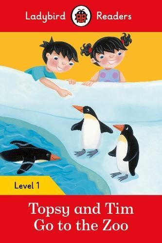 Topsy and Tim: Go to the Zoo – Ladybird Readers Level 1 pdf epub
