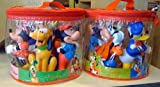 Disney Set of 5 Mickey Mouse and Pals Pool Bath Vinyl Toys NEW, Baby & Kids Zone