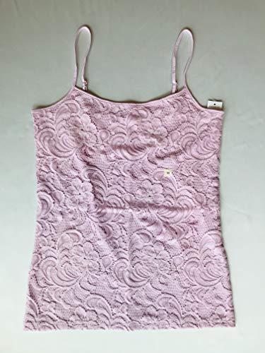 - Ann Taylor Factory Women's Floral Lace Front Camisole, Lavender