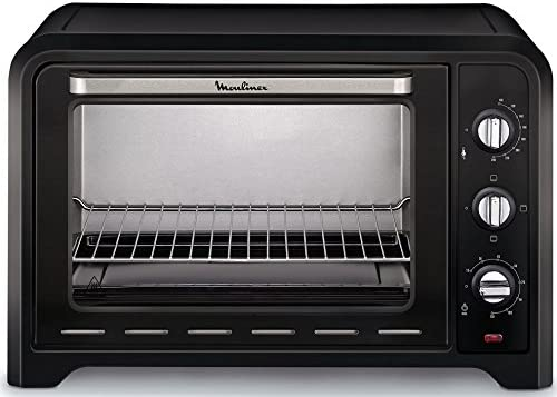 Moulinex ox481800 - Horno grill, 39L, 2000 W, M4000 XL, color ...