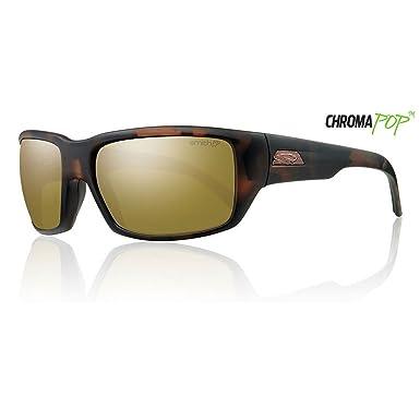 5de92b149f Smith Optics Touchstone Sunglasses (Matte Tortoise Frame Bronze Mirror  Polarized Lens)  Amazon.co.uk  Clothing