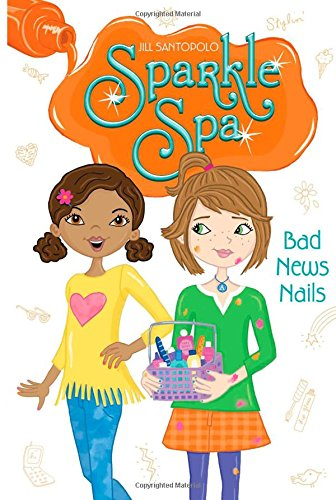 Bad News Nails (Sparkle Spa)
