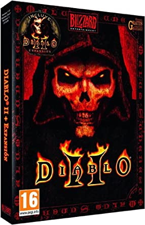 Blizzard Diablo II Expansion Set: Lord of Destruction PC PC Plurilingüe vídeo