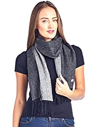 100% Lambswool wool Men and Women Scarfs (Various Colors and Designs)