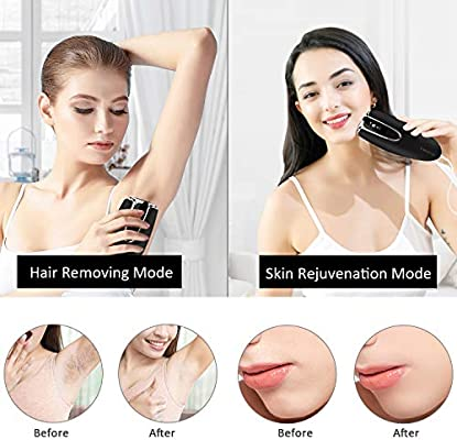 Amazon Com Hair Removal For Women And Man Painless Permanent