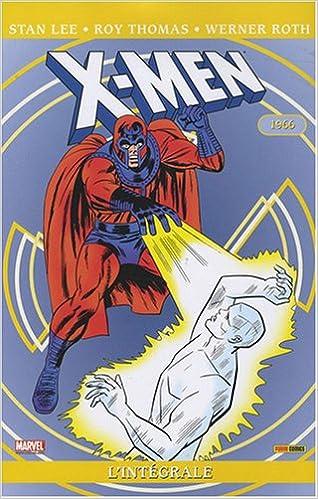 En ligne téléchargement gratuit X-Men l'Intégrale : 1966 epub, pdf