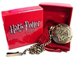 """Rare Out Of Production Harry Potter """"Goblet Of Fire"""" Pocket Watch HC0220"""