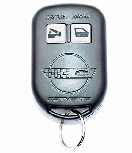 - Key Remote FOB New OEM EMPTY SNAP STYLE CASE GM Compatible With 1993-1996 Chevrolet Corvette