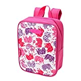 Micro Scooters Lunch Bag Elephant Print Picnic Rucksack Bag Cool Bag Girls Childrens