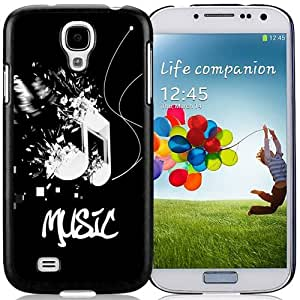 New Personalized Custom Designed For Samsung Galaxy S4 I9500 i337 M919 i545 r970 l720 Phone Case For Broken Musical Note Phone Case Cover