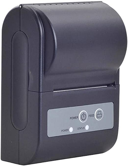 TINERS Impresora Portátil Mini Bluetooth Impresora Inalámbrica De ...