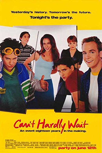 Can't Hardly Wait (B) POSTER (11
