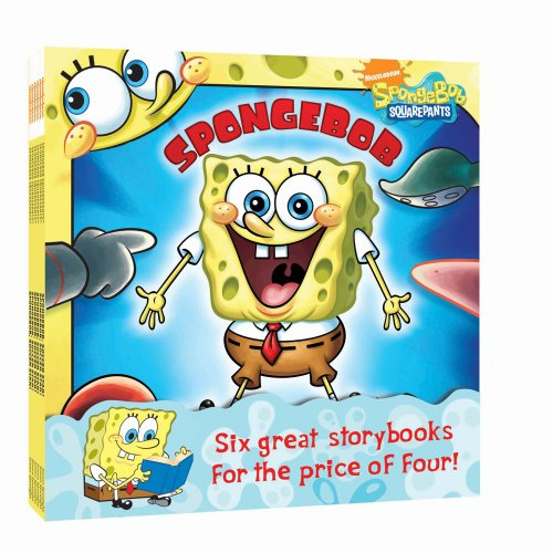 (Nick 8x8 Value Pack #3: The Eye of the Fry Cook; WHO BOB WHAT PANTS?; SpongeBob RoundPants; SpongeBob Goes to the Doctor; Behold, No Cavities!; Surf's Up, SpongeBob! (Spongebob)