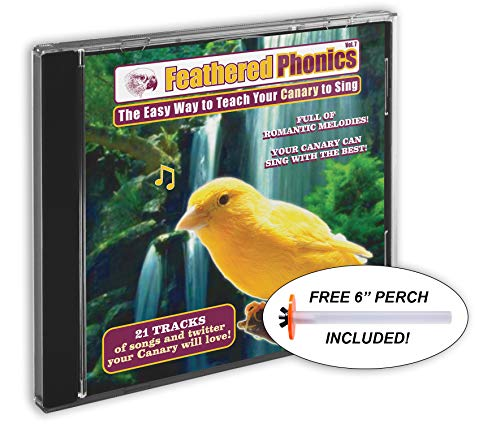- Teach Your Canary to Sing - Special Edition with Free Perch