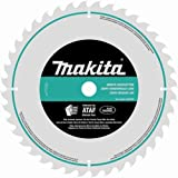 Makita A-93712 12-Inch 60 Tooth Micro Polished Mitersaw Blade