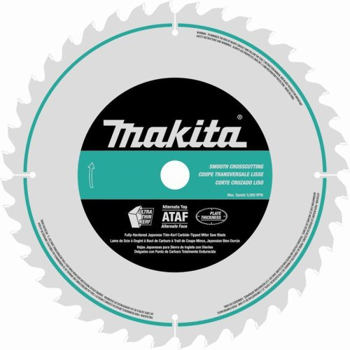 Makita A-93728 12-Inch 80 Tooth Micro Polished Mitersaw Blad