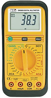 Universal Enterprises DM383B Digital Multimeter