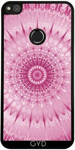 Funda de silicona para Huawei P8 Lite 2017 - Rosa Metálico Rosado Femenino by Nina Baydur