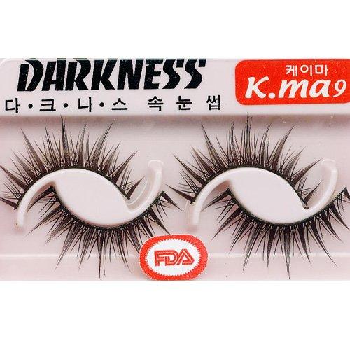 Darkness False Eyelashes K-Ma 9