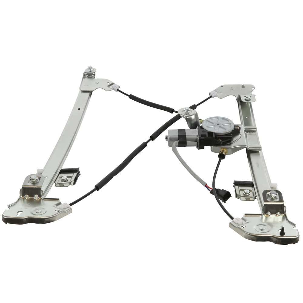 Prime Choice Auto Parts WR841430 Power Window Regulator With Motor