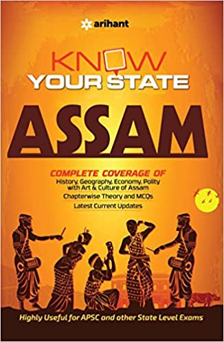 Buy Know Your State Assam Book Online at Low Prices in India