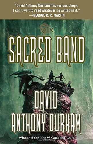 Sacred Band Acacia Trilogy Three product image