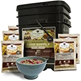 Wise Company 120 Serving Breakfast Only Grab And Go Emergency Food Supply Kit