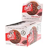 Lenny & Larry's The Complete Cookie, Double Chocolate Chip, 2 Ounce Cookies - 12 Count, Soft Baked, Vegan and Non GMO Protein Cookies