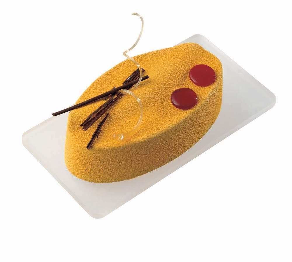 Martellato Orange Velvet Spray 13.5 Ounce (400ml) by Martellato (Image #4)