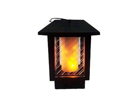 MORADIYA FRESH (LABEL) Flame Lights Candle with LED Torch Light Light Board