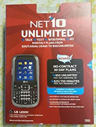 Image of the product NET10 Net10 Pre Paid that is listed on the catalogue brand of LG.