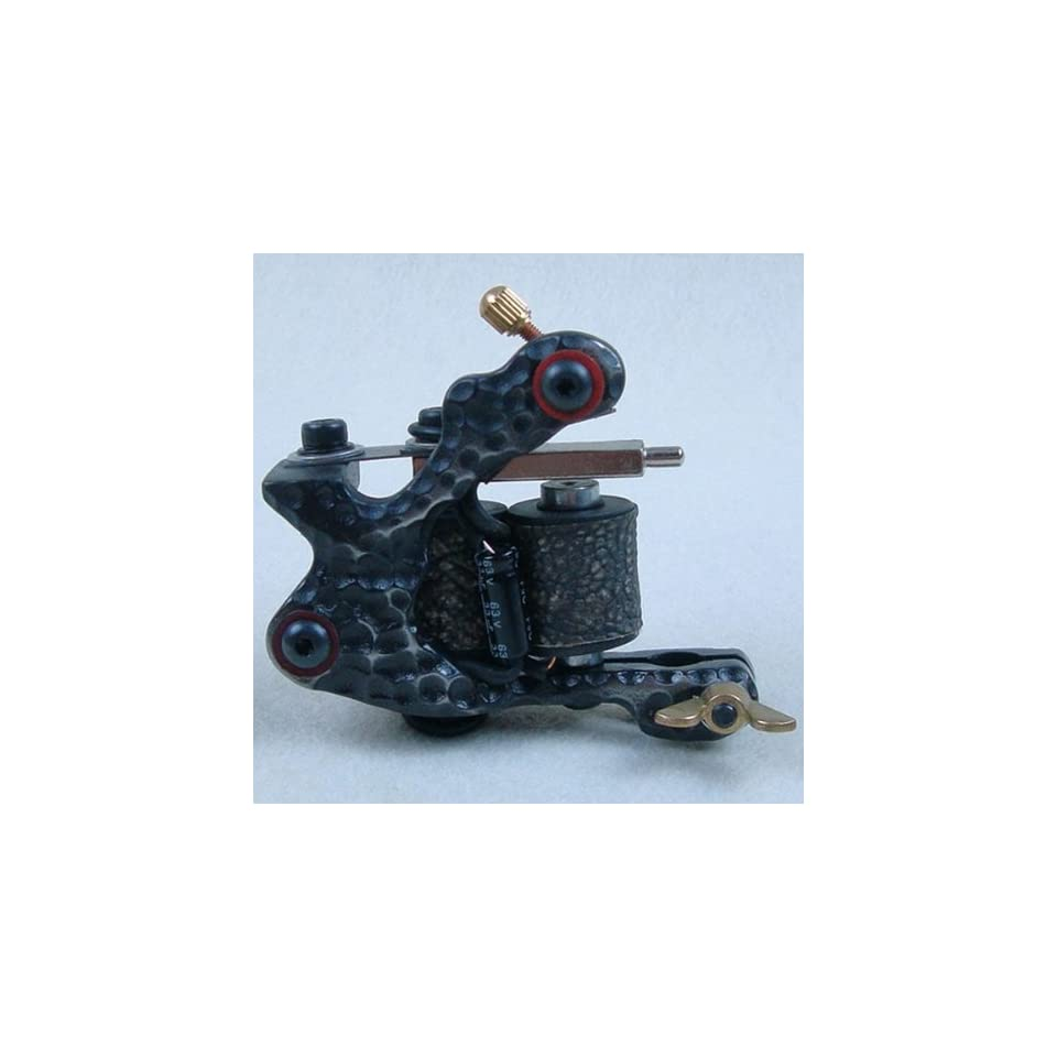 Tree Trunk 8 Wrap Coil Dual coiled Tattoo Machine Liner
