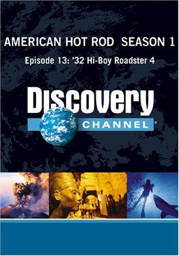 American Hot Rod Season 1 - Episode 13: '32 Hi-Boy Roadster 4