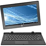 Insignia Flex NS-P11W6100 11.6-Inch 32GB Tablet with Keyboard(Black)