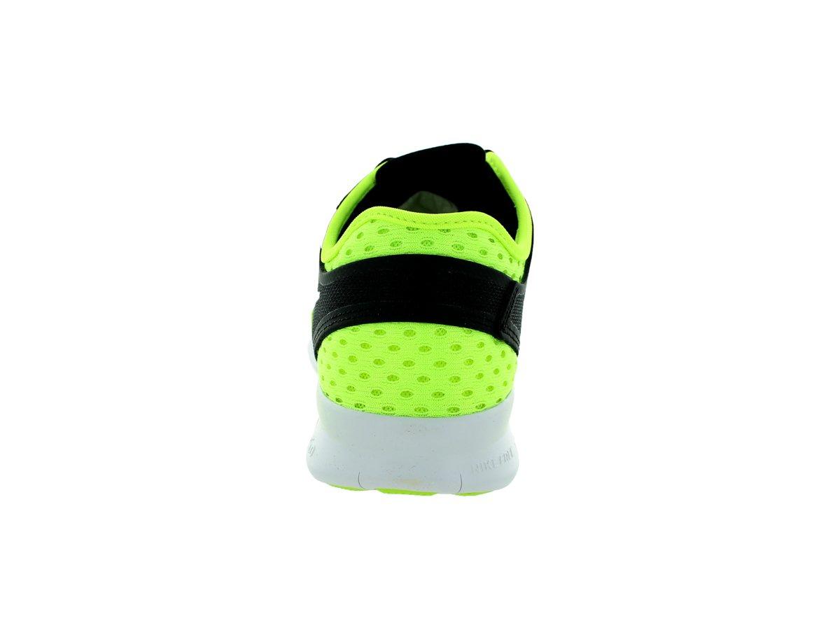 super popular 1d9b2 d0d05 ... NIKE Women s 5.0 Free 5.0 Metálico Running Sneaker Negro Negro Metálico  Plata-voltio 3241dc3 ...