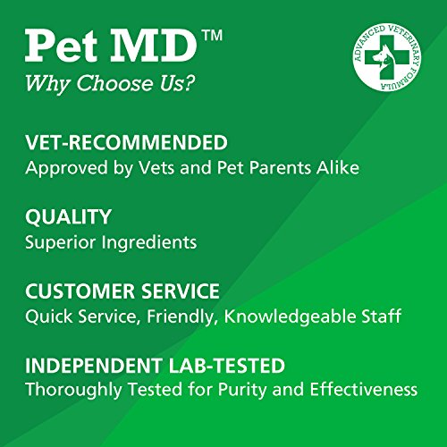Pictures of Pet MD - Canine Tabs Plus 365 Count - 4