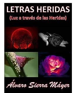 LETRAS HERIDAS: Luz, a través de las Heridas de [Máyer, Álvaro Sierra]