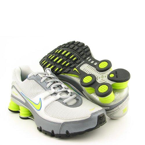 Metallic Shoes Shox Womens V Cactus Silver Blue Turbo Running Grey NIKE Bright wF4qYxY