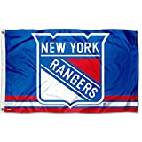 new york rangers banner - New York Rangers Flag 3x5 Banner