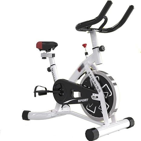 HJJK Bicicleta de Spinning Bicicleta de Ejercicio Ultra silenciosa ...