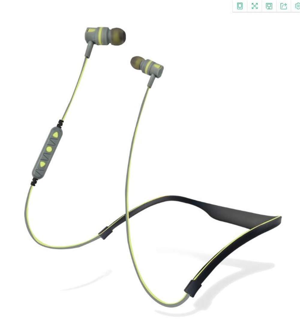 卸売 MiniPoco ユニバーサル ワイヤレス Bluetooth 4.1 ステレオイヤホン スポーツ B07H3WFBRS ユニバーサル ワイヤレス ヘッドフォン ヘッドセット 運転 ランニング エクササイズ ワークアウト ジム サイクリング M グリーン グリーン B07H3WFBRS, コリョウチョウ:76074d59 --- nicolasalvioli.com