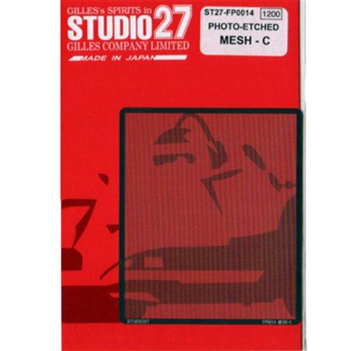 スタジオ27 MESH - C Netting Pattern 完成品